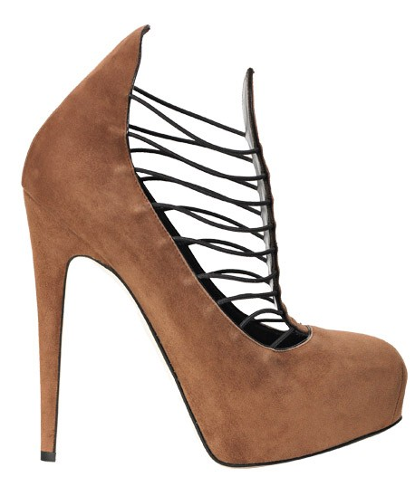Lola Brian Atwood Fall 2010 Collection
