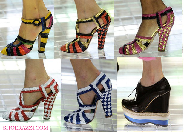 Prada Spring 2011 RTW Shoes