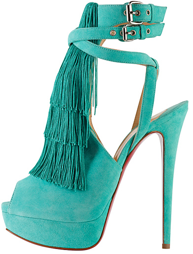 Change of the Guard Christian Louboutin Spring 2011