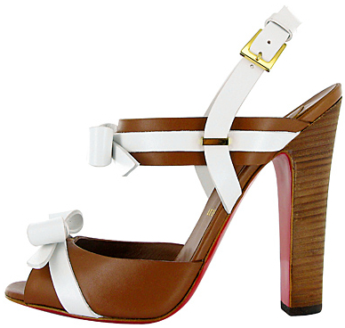 Double Noeud Christian Louboutin Spring 2011