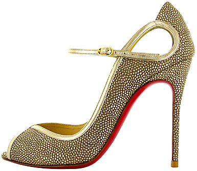 1EN8 Christian Louboutin Strass Pump Fall 2011