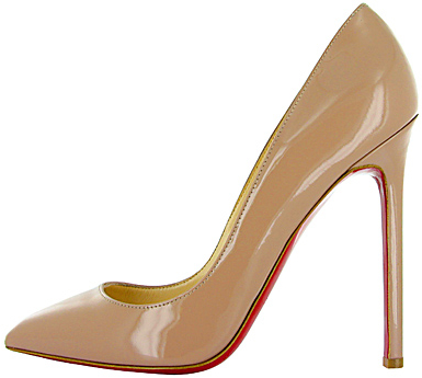 Christian Louboutin nude Pigalle Fall 2011