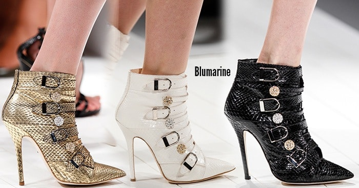 Blumarine-Spring-2014-Shoes