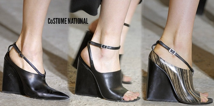 CoSTUME NATIONAL-Spring-2014-Shoes