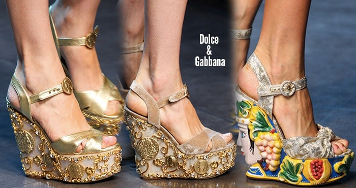 Dolce & Gabbana-Spring-2014-Shoes