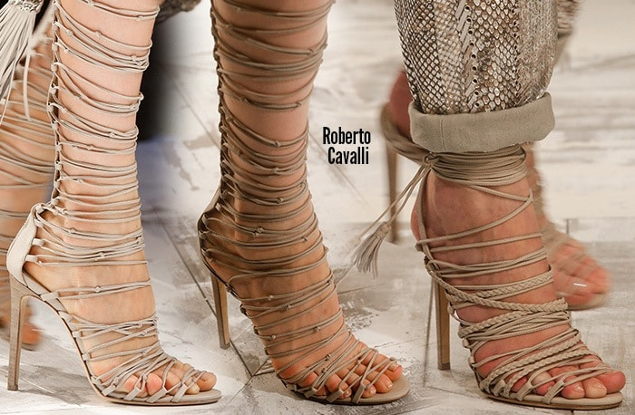 Roberto Cavalli-Spring-2014-Shoes