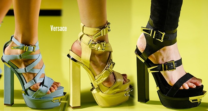 Versace-Spring-2014-Shoes