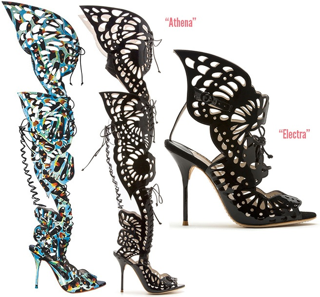 Sophia-Webster-Athena-butterfly-sandal-boot-Electra-Spring-2014