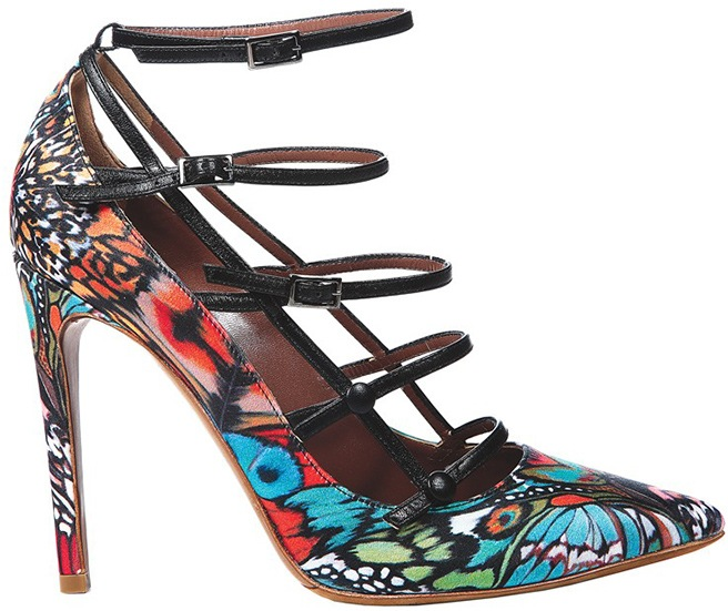 Tabitha-Simmons-butterfly-printed-shoe