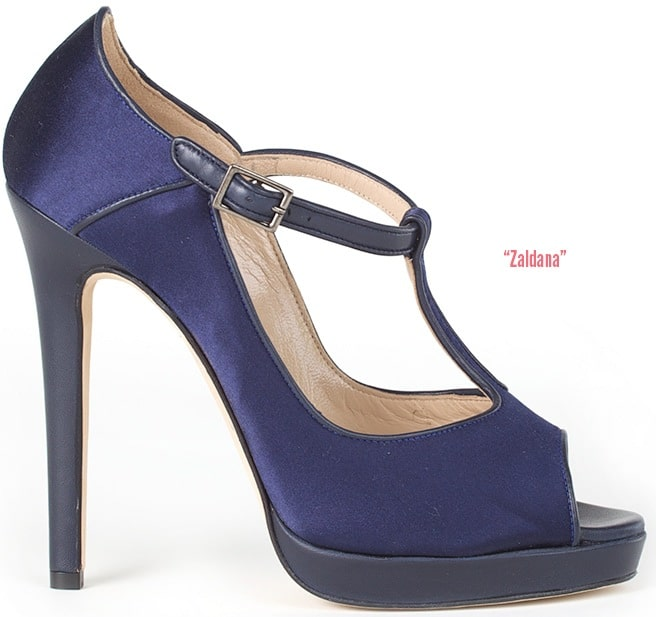 henri-lepore-dezert-Fall-2014-zaldana-royal-blue