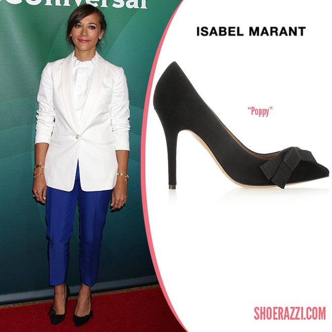 Isabel-Marant-Poppy-Bow-Pump-Rashida-Jones