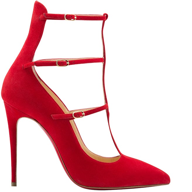 Toerless-Muse-red-suede-pump-Christian-Louboutin-Fall-2015