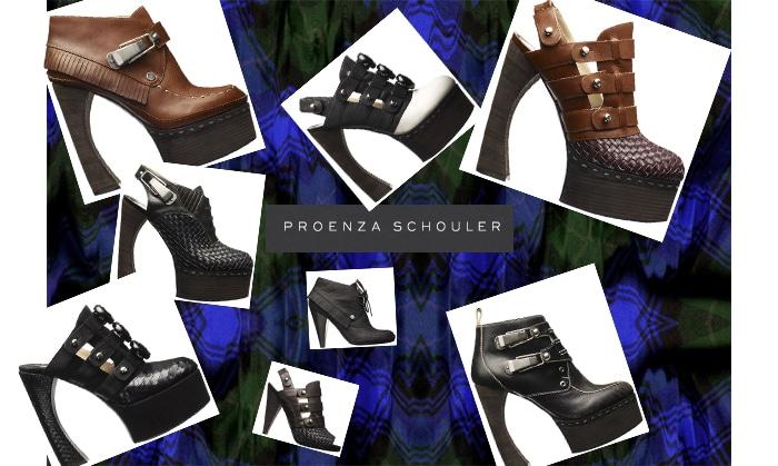 Proenza Schouler Fall 2010