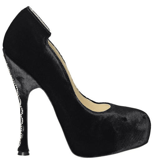 Bettina Brian Atwood Fall 2010 Collection