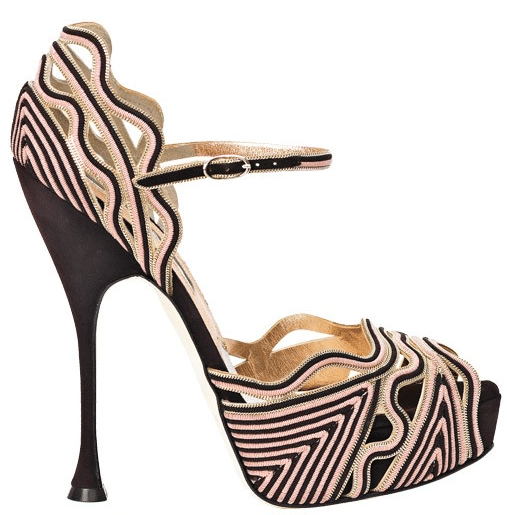 Helena Brian Atwood Fall 2010 Collection