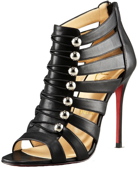 Denis Button Bootie Christian Louboutin Resort 2011