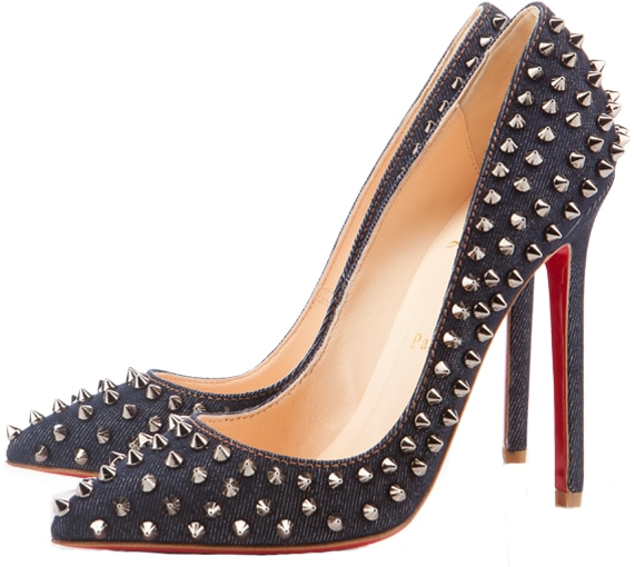 Pigalle Spikes Christian Louboutin Resort 2011