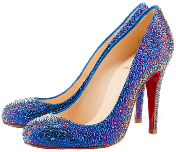 Samira Strauss Pump Christian Louboutin Resort 2011