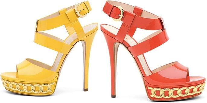 Casadei Spring 2011 Collection