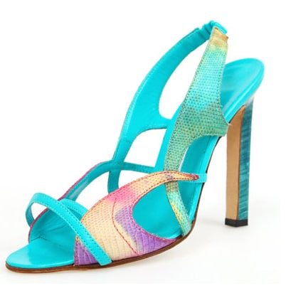 Manolo Blahnik Spring 2011 Collection