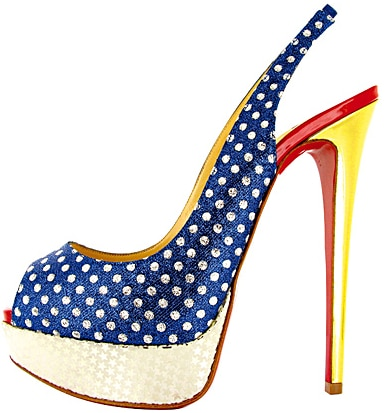 Miss America Christian Louboutin Spring 2011