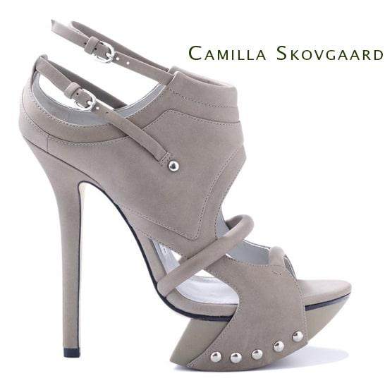 Camilla Skovgaard platform pump