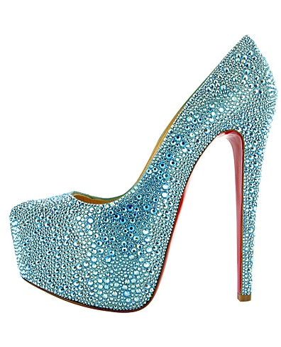 Daffodile Strass Christian Louboutin Spring 2011