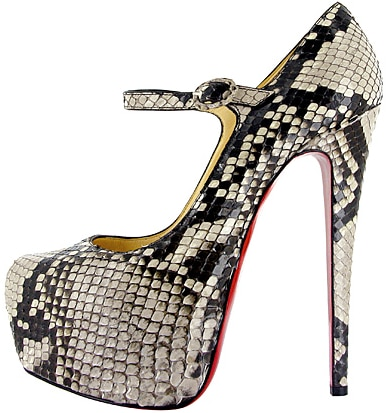 Lady Daf Christian Louboutin Spring 2011