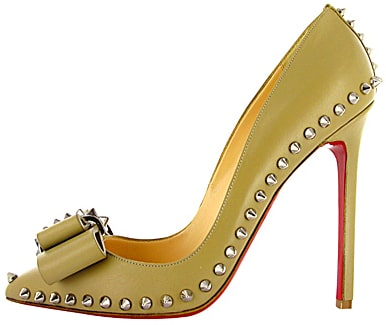 Lucifer Bow Christian Louboutin Spring 2011