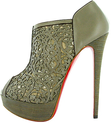 Pampas Boot Christian Louboutin Spring 2011