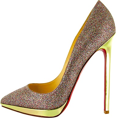 Pigalle Plato Christian Louboutin Spring 2011