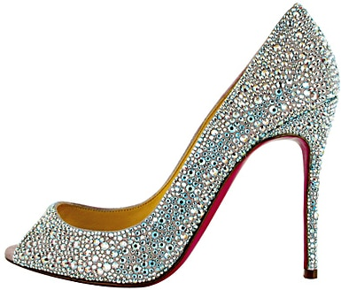 Sexy Strauss Christian Louboutin Spring 2011