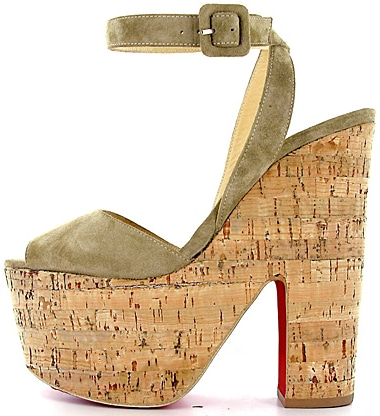 Super Dombasle Christian Louboutin Spring 2011