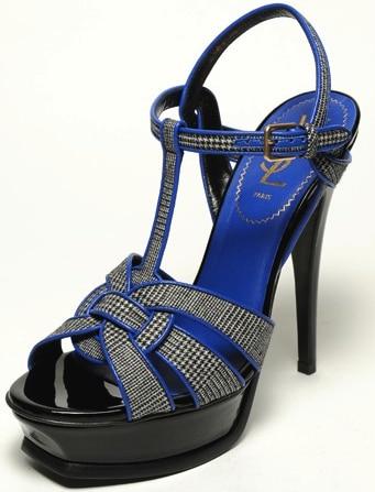 Yves Saint Laurent Fall 2011 shoe