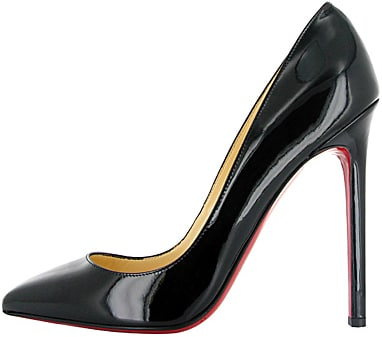 Christian Louboutin black Pigalle Fall 2011