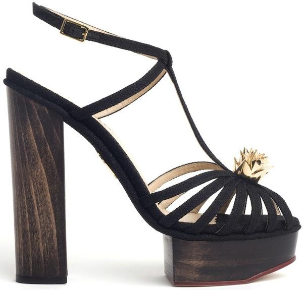 Charlotte Olympia Rio platform sandal