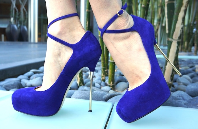 Brian Atwood Follow Me Pump