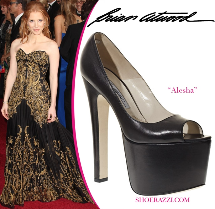Jessica-Chastain-Brian-Atwood-heels