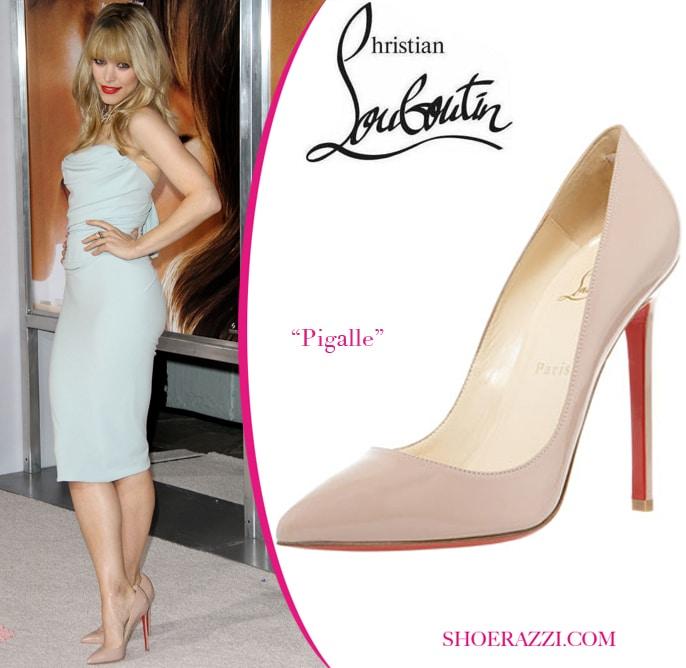 Rachel-McAdams-Christian-Louboutin-heels