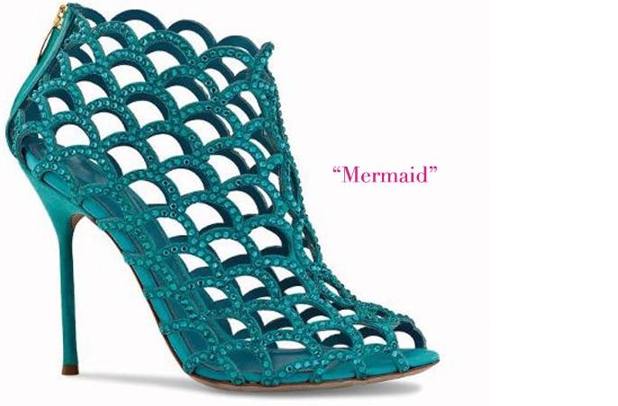 Sergio-Rossi-Spring-2012-Mermaid