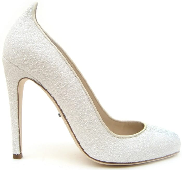 Jerome-Rousseau-white-glitter-Aizza-pump