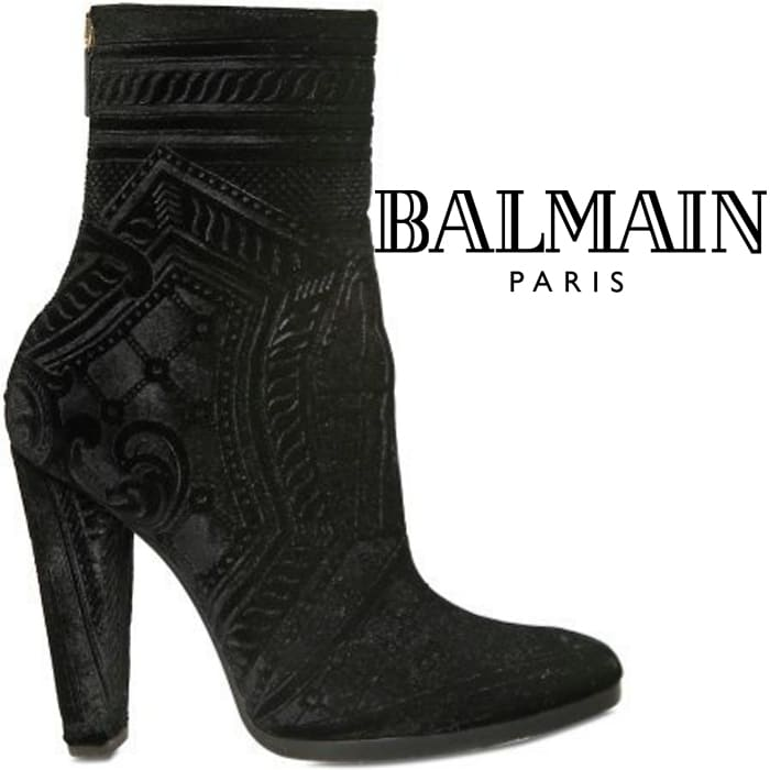 Balmain-Fall-2012-boot-velvet