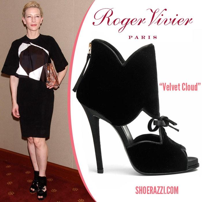 Cate-Blanchett-Roger-Vivier-shoes