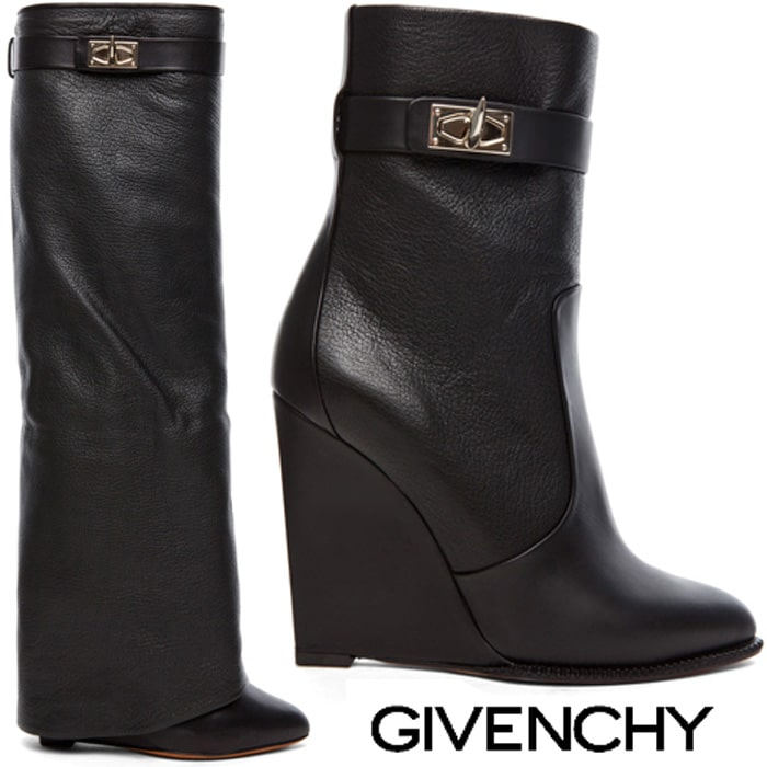 Givenchy-Fall-2012-boots