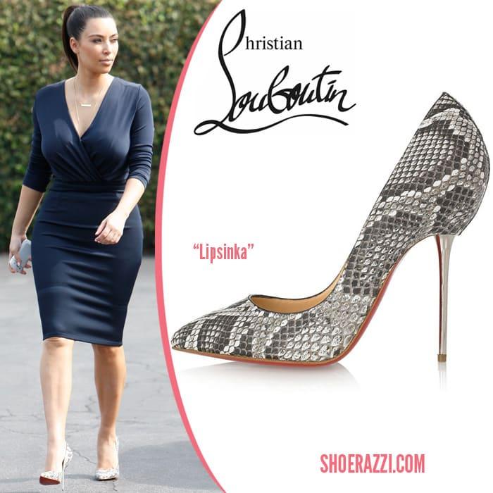 Kim-Kardashian-Christian-Louboutin-Lipsinka