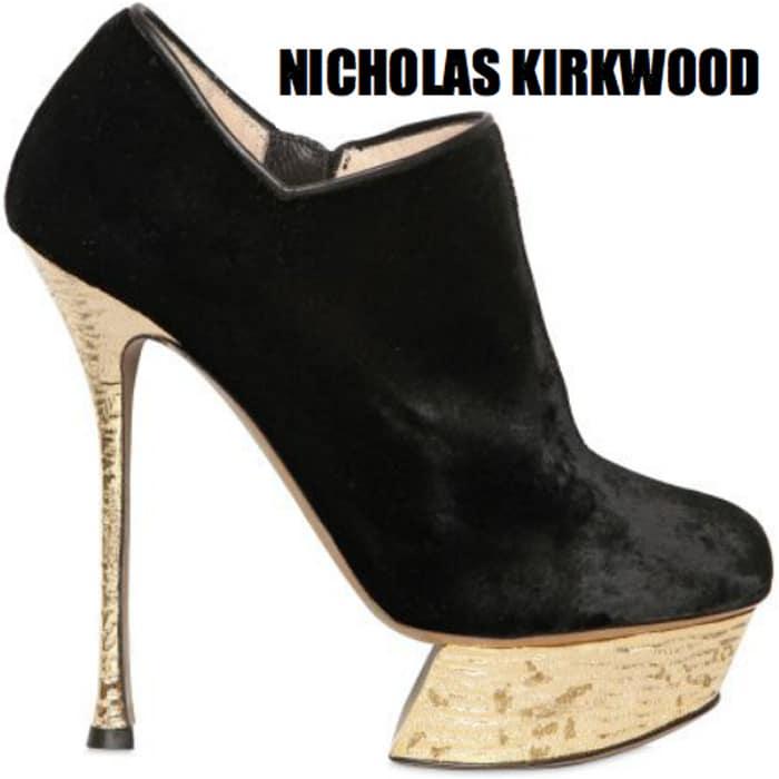 Nicholas-Kirkwood-Fall-2012-boot-velvet-platform