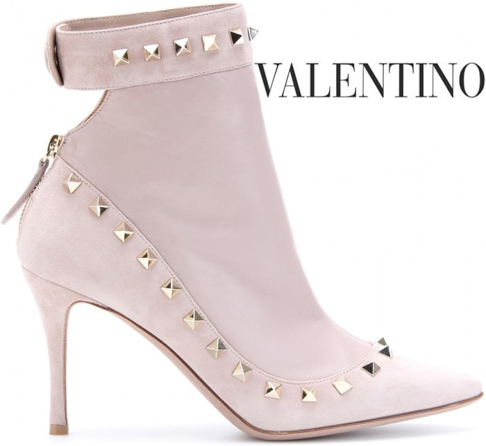 Valentino-Fall-2012-studded-boot-pink