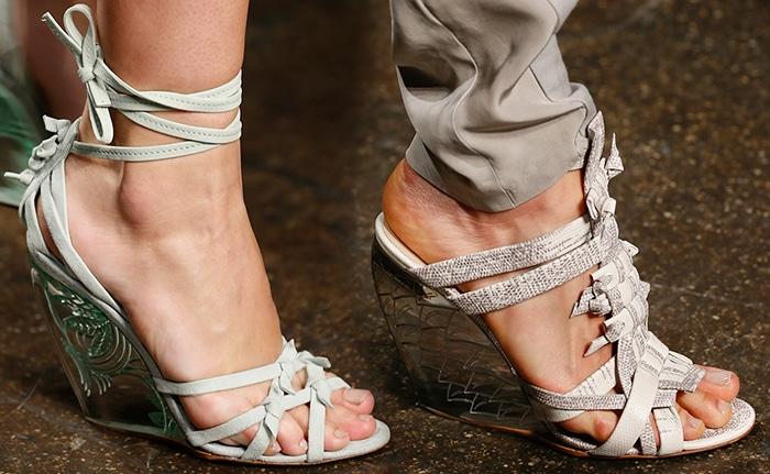 Donna-Karan-Spring-2013-sandal