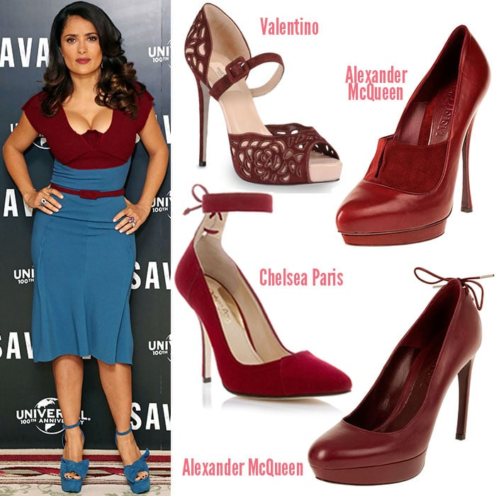 Shoes-She-Should-Have-Worn-Salma-Hayek