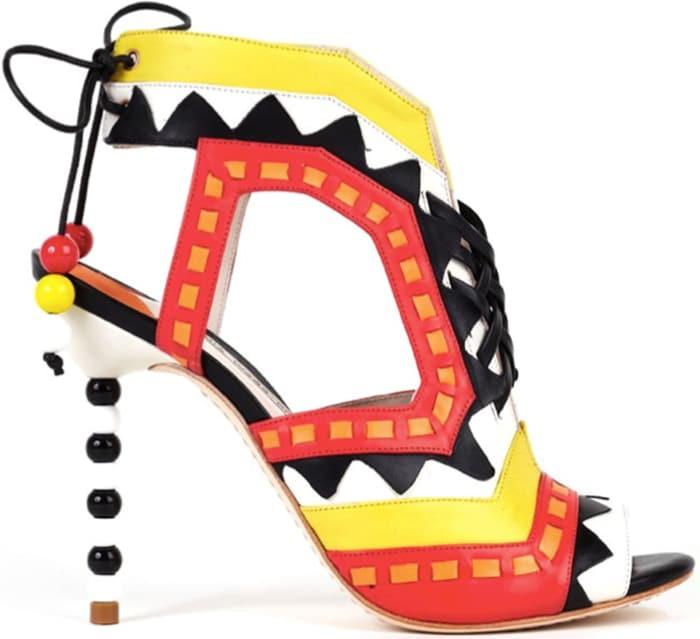 Sophia-Webster-Riri-sandal-Spring-2013